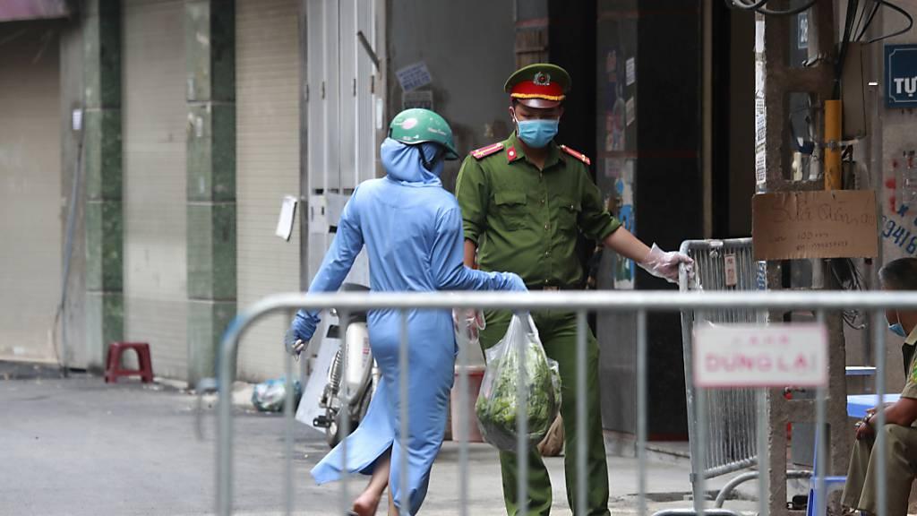 Vietnam befürchtet erstmals seit Monaten grösseren Corona-Ausbruch
