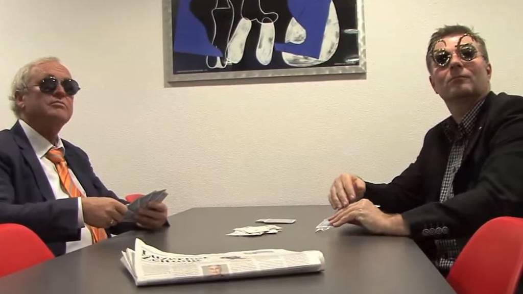 Video: «Herr Igi» löst witzigen Fasnachts-Krimi