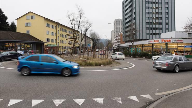 Die Landstrasse in Wettingen ist bei Fahrern mit getunten Autos besonders beliebt.