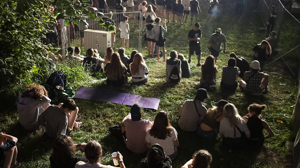 Ab dem 30. Juni 2022 wird im Sittertobel nach dem Corona-Unterbruch wieder Musik zu hören sein. Das Openair St. Gallen kündigt seinen Neustart an.