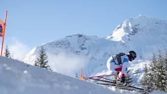 Ist auch in Zukunft auf den Sendern der SRG zu sehen: Das Weltcuprennen in Wengen.