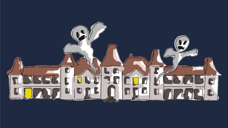 2. Nachts im Schloss Waldegg SO Kerzen flackern in den herrschaftlichen Räumen des Schlosses Waldegg, während die Dunkelheit die altehrwürdigen Gemäuer umhüllt. Drinnen wird die schaurige Geschichte einer Dienstmagd erzählt, die – wortwörtlich – unsterblich in den Schlossherrn verliebt ist. Die Veranstaltung «Nachts im Schloss» findet am 13., 14. und 15. November jeweils um 19.30 Uhr im Schloss Waldegg in Feldbrunnen-St.Niklaus SO statt. Eine Anmeldung ist erforderlich: www.schloss-waldegg.so.ch