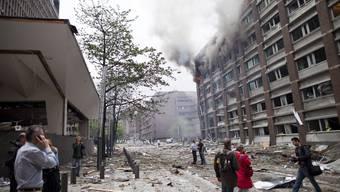 Bombenattentat und Amoklauf von Oslo
