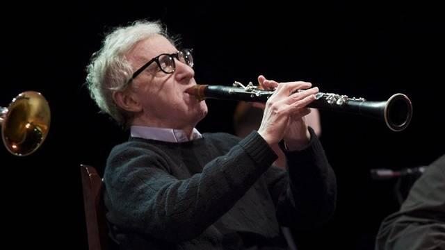 Woody Allen spielt in Avilés
