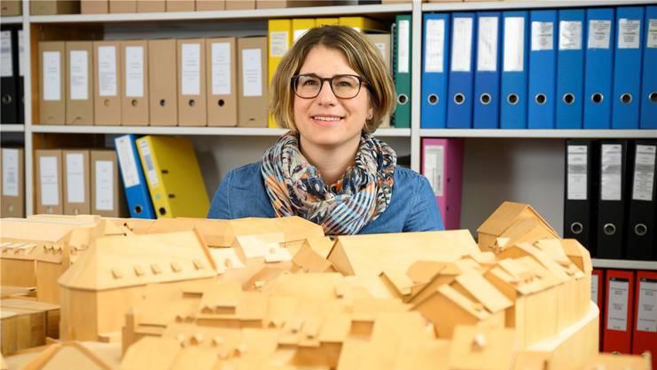 Stadtplanerin Bigna Lüthy: «Ich wünsche mir, dass die Gesprächskultur in Brugg noch besser wird.»