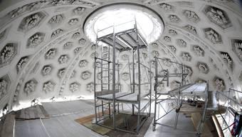 Exklusiver Einblick in die Solothurner St. Ursenkathedrale