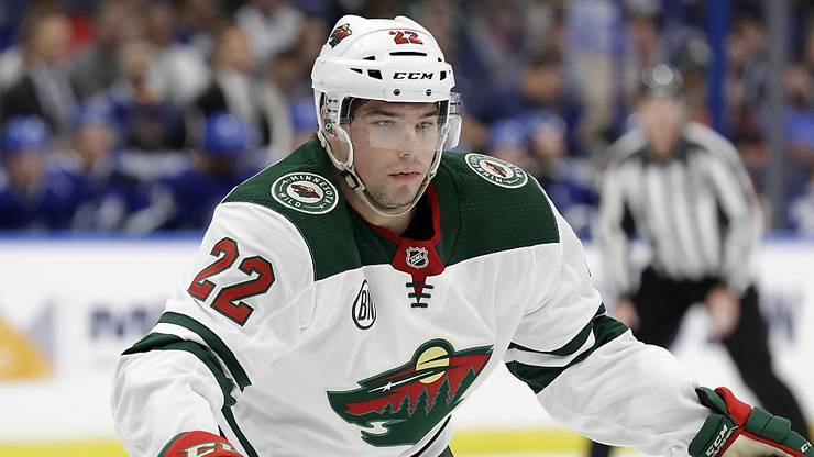Minnesota setzt weiter auf die Dienste von Kevin Fiala, im Sommer erhielt er einen neuen Zweijahresvertrag.