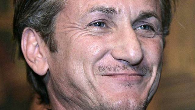Sean Penn ist angeklagt worden (Archiv)