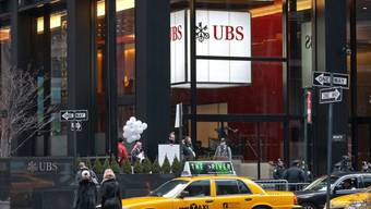 Sitz der UBS in New York (Archiv)