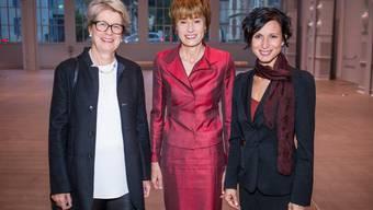 Prominenten aus Politik, Wirtschaft und Kultur gaben sich ein Stelldichein bei der Verleihung des AZ-Medien-Kulturpreises