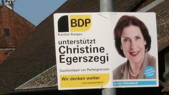 BDP wirbt für Egerszegi