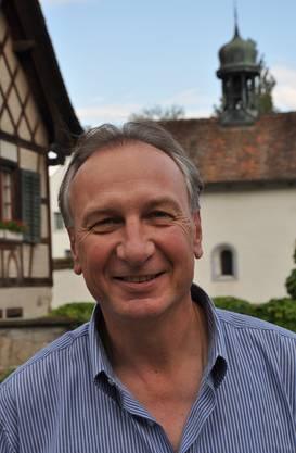 Robert Nitschké, bisheriger Präsident «Pro Kloster Fahr»