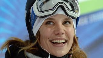 Mirjam Jäger, ehemalige Olympiateilnehmerin im Freestyle-Skifahren