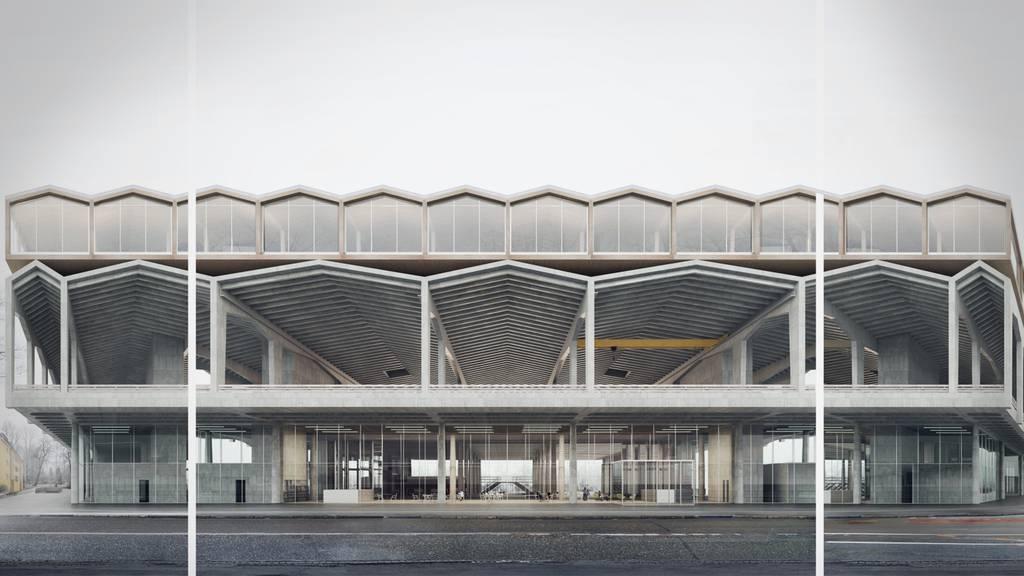 Millionen-Projekt: Stadt St.Gallen plant neues Busdepot