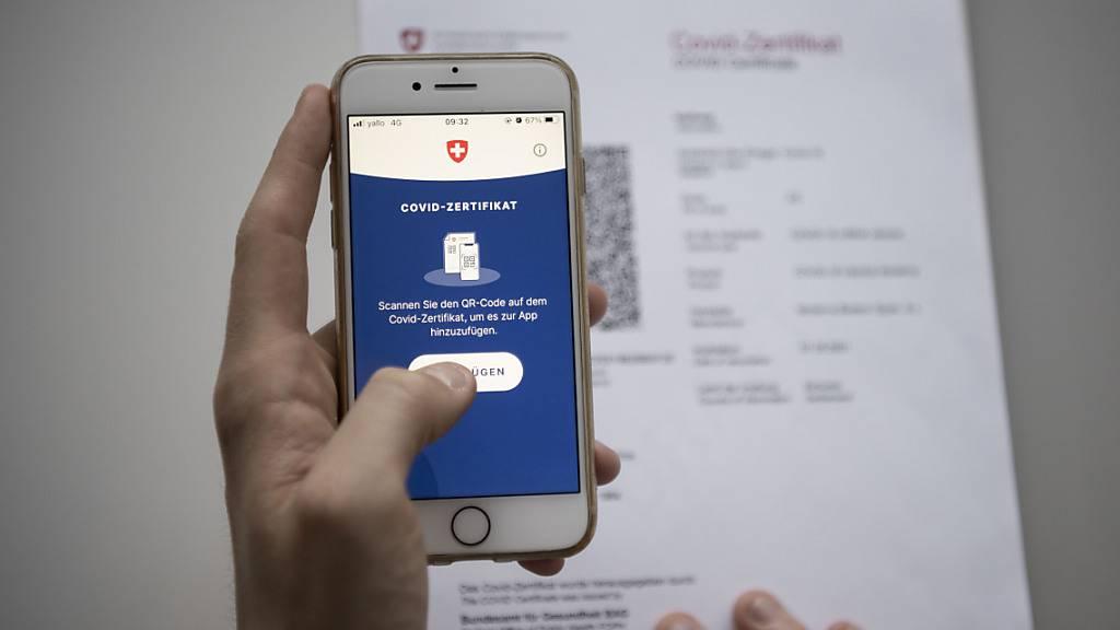 Staatsanwaltschaft Zürich ermittelt gegen Covid-Zertifikatsfälscher