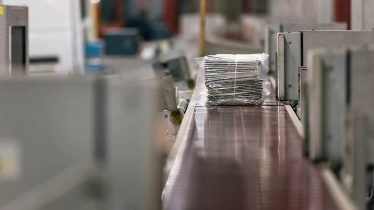 Die Rohnezeitung war mit einer Auflage von 42'000 Exemplaren die auflagenstärkste Zeitung des Wallis. (Symbolbild)