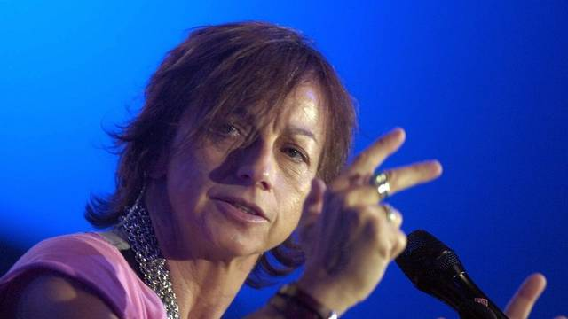 Kultrockerin Nannini: Mit 54 Jahren erstmals Mutter (Archiv)