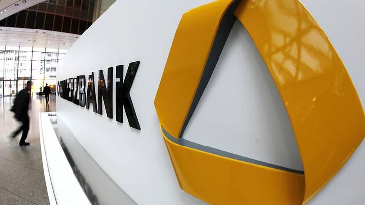 Logo der deutschen Commerzbank