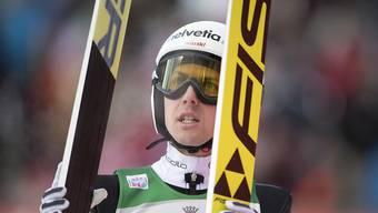 Simon Ammann vermochte sich zum zweiten Mal in Folge nicht für einen Finaldurchgang im Weltcup zu qualifizieren.