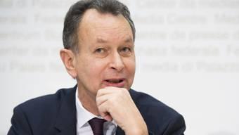 Philipp Müller wünscht sich eine FDP-Frau im Bundesrat.