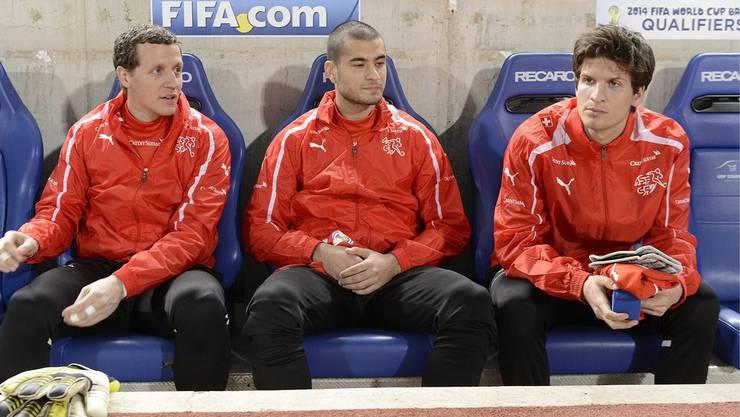 Das möchte Timm Klose durch seinen Wechsel zum VfL Wolfsburg künftig vermeiden.