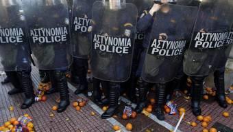 Keine Lohneinbussen für Polizisten (Symbolbild)