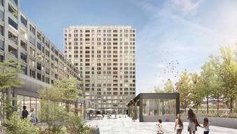 Wohnprojekt Tivoli Garten bewilligt