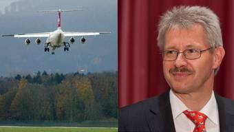 Die Diskussionen um die An- und Abflüge auf den Flughafen Zürich gehen in eine neue Runde. Kurt Schmid sieht in den Flugrouten nur zusätzliche Verwirrung.
