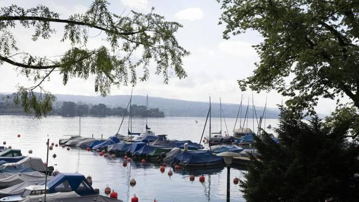 Der geplante Bootshafen Christoffel in der Gemeinde Meilen darf nicht gebaut werden, weil dies dem Zürcher Richtplan widersprechen würde, der eine noch intensivere Nutzung von Gewässern ausschliesst. Dies hat das Bundesgericht entschieden. (Symbolbild)