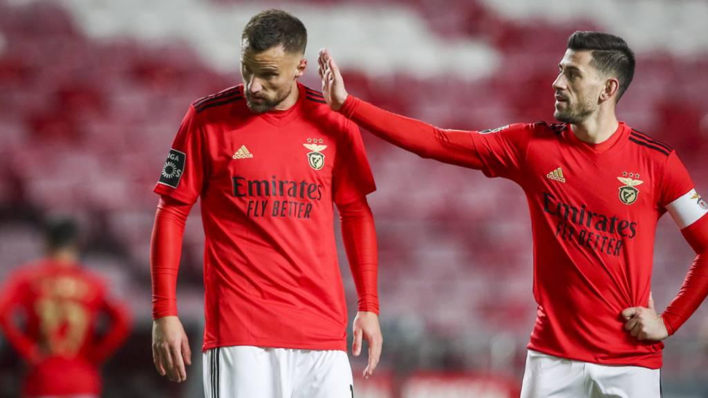 Seferovic führt Benfica bei Rückkehr zum Sieg