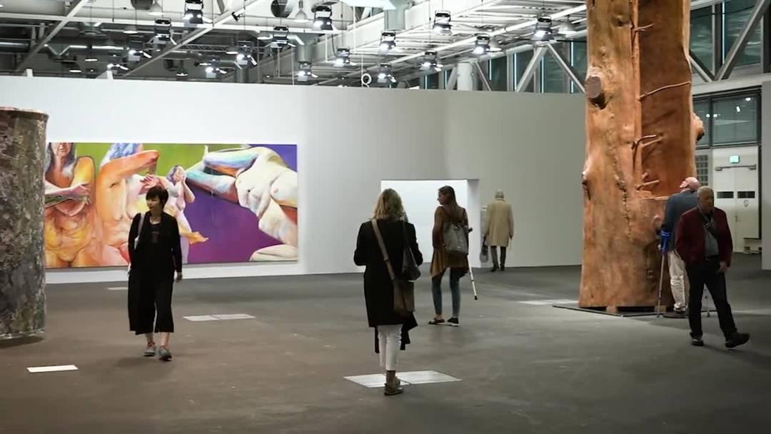 Art Basel – Unlimited 2019