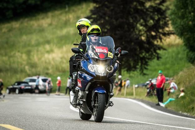 Tour de Suisse Staffelegg