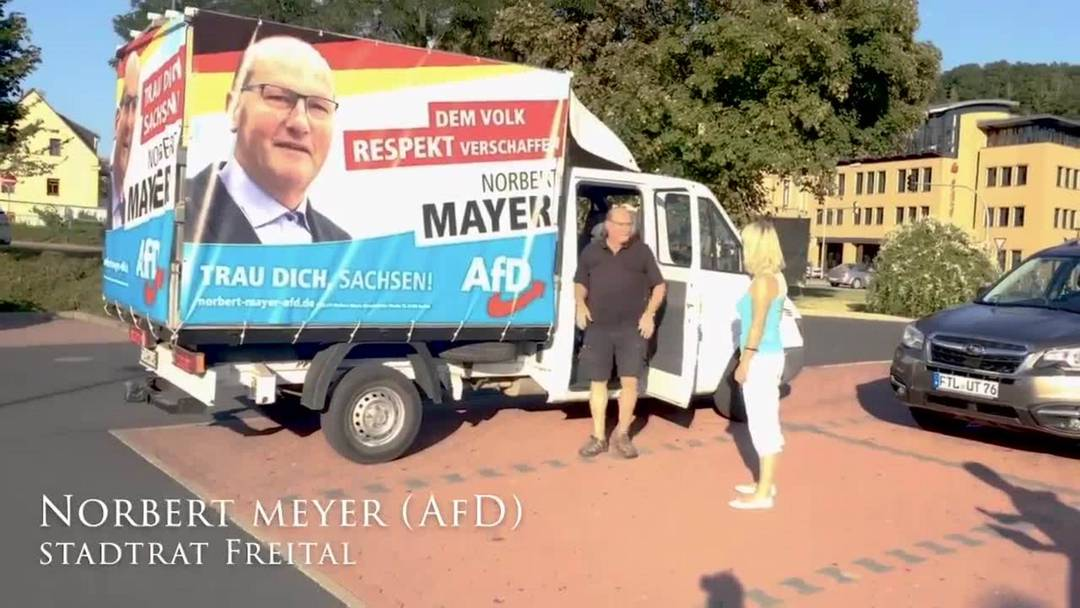 Landtagswahlen in Sachsen: Wird die AFD erstmals die stärkste Kraft?