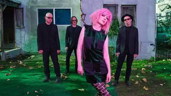 Die amerikanische Rock-Band Garbage tritt am ersten Rivers NIghts in Rheinfelden auf.