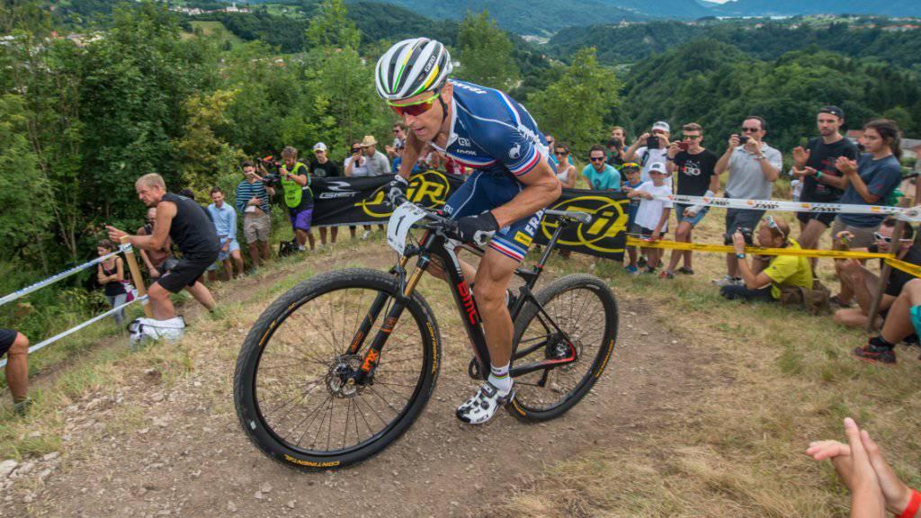 Julien Absalon prägte seine Sportart in den letzten 15 Jahren