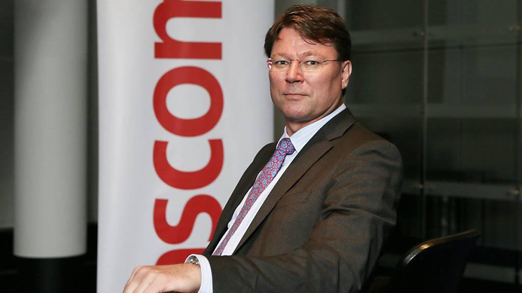 Erst seit Anfang Juni im Amt, kann der neue Ascom-Chef Holger Cordes bereits mit einer Erfolgsmeldung aufwarten. Das Unternehmen hat nach längerer Suche einen Käufer für die defizitäre Sparte Network Testing gefunden.