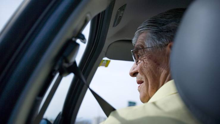 Aufofahrende Rentner sollen medizinisch besser kontrolliert werden.