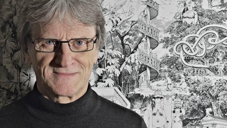 Werner Nydegger bekommt den Kunstpreis.