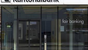 Filiale der Basler Kantonalbank (Archiv)