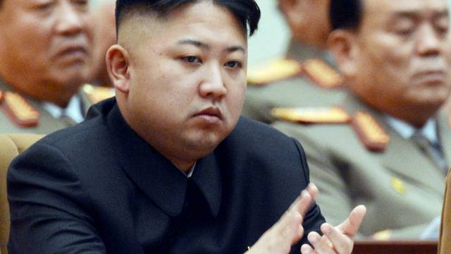 Will die Stellung Nordkoreas als Atomwaffenstaat festigen: Kim Jong Un (Archiv)