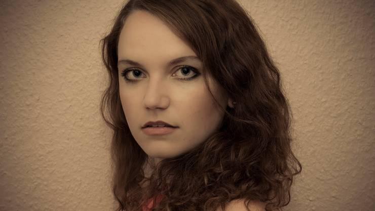 Sopranistin Maria Gerter.