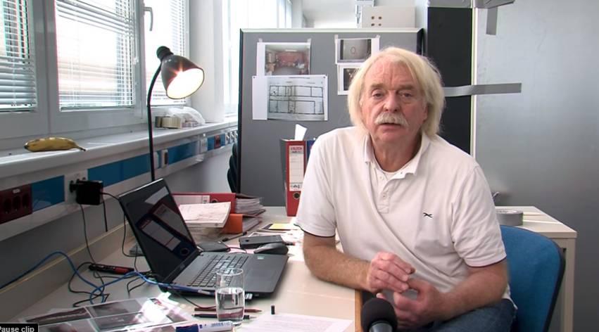 Axel Petermann, über seine Arbeit: «Als Fallanalytiker frage ich mich: Wieso hat der Täter ein Messer genommen?»