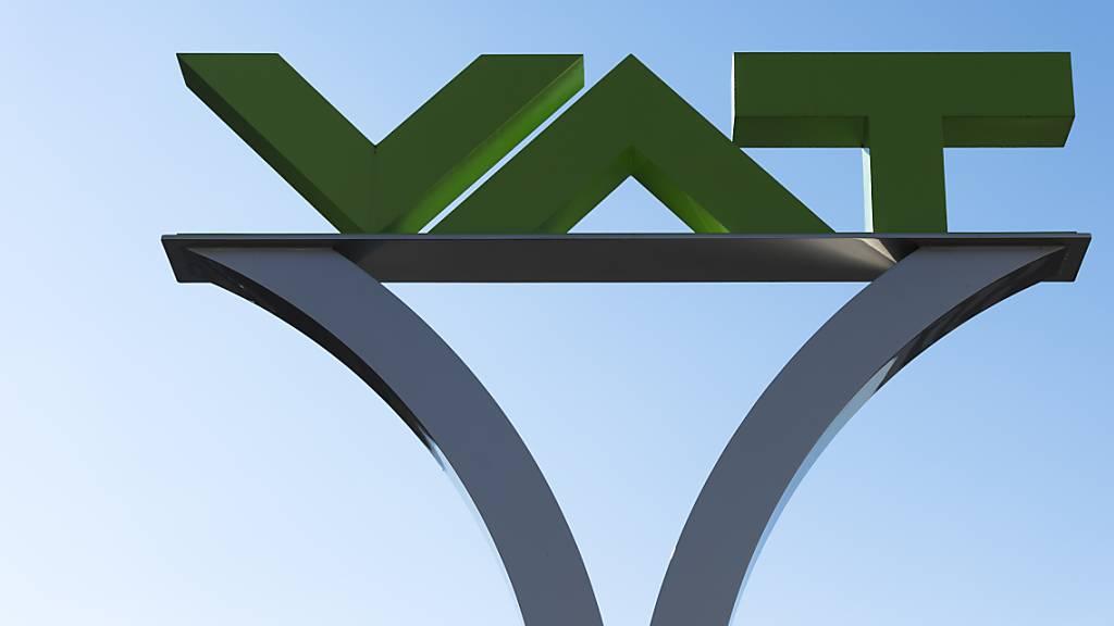Der Vakuumventilhersteller VAT ist im Jahr 2020 gewachsen und steigerte den Gewinn deutlich. Im laufenden Jahr rechnet VAT mit weiterem Wachstum.(Archivbild)