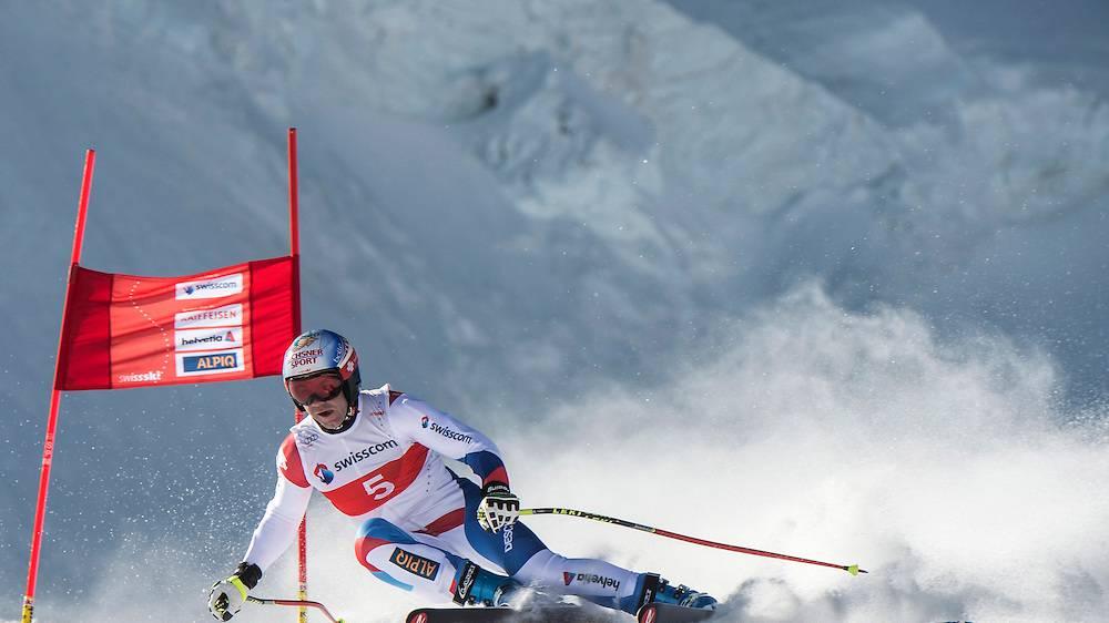Keine Schweizer Medaille beim Super- G