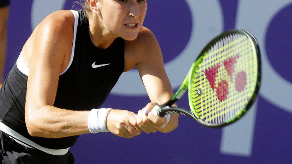 Belinda Bencic muss nun gegen Jelina Switolina, die Nummer 7 der Welt, antreten
