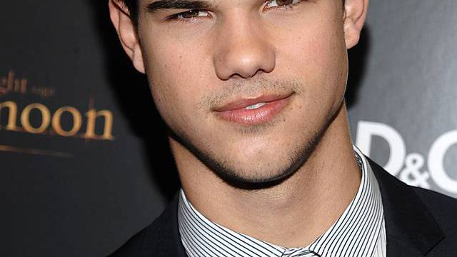 "Taylor Lautner: Star aus ""New Moon"""