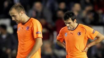 Ein Champions-League-Abend zum Vergessen für Bursaspor