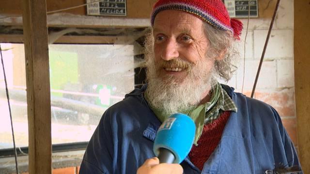 Armin Capaul: Initiant Hornkuhinitiative