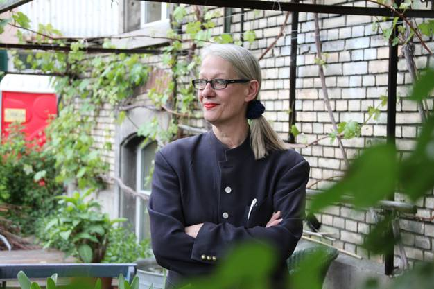 Ursula Hirsch.