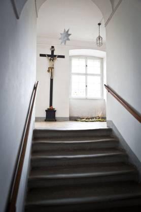 Impression aus dem Klostergang